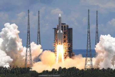 La misión Tianwen-1 debe llegar a Marte en febrero