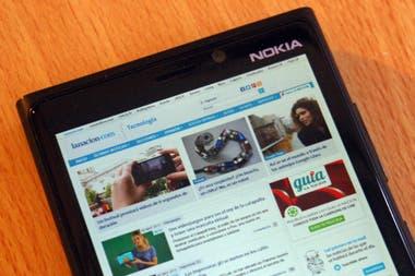 dd52215cc9e Probamos el Nokia Lumia 920 y su cámara - LA NACION