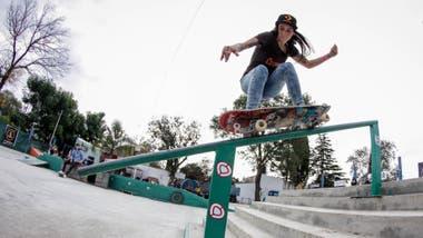 De California a Salta  las chicas skaters son cada vez más y no se ... f366a980b34c