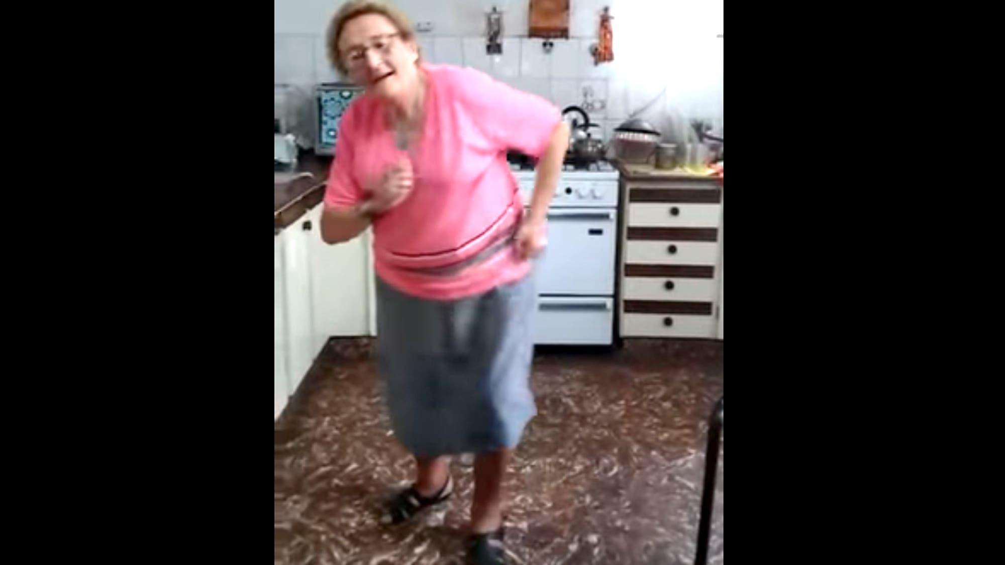 Chispita, la abuela cumbiera que se hizo viral - LA NACION