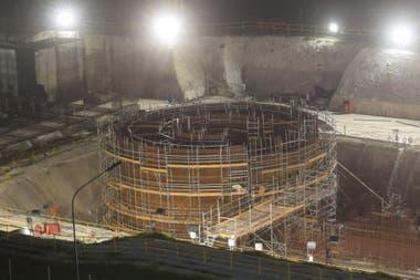 El Carem se está construyendo en el complejo Atucha en Lima, en la provincia de Buenos Aires, y se espera que la obra esté finalizada en el año 2020