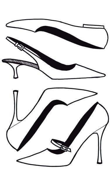 Zapatos firmados por Ramírez