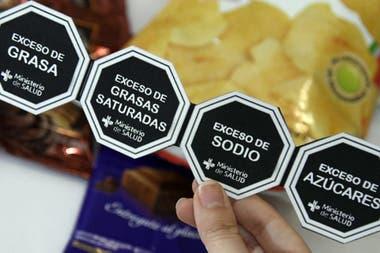 Con la votación en el Senado del proyecto de ley, la Argentina dio un paso en la regulación del etiquetado frontal de alimentos envasados