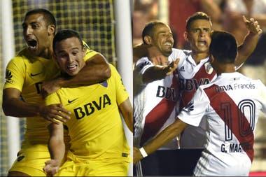 Boca y River protagonizan una final inédita.