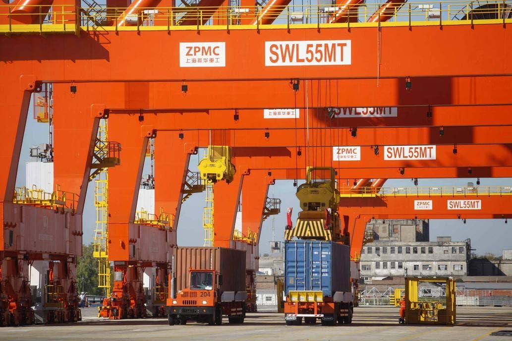 Luego de años de parálisis, comienza a operar la terminal del puerto de La Plata