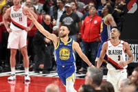NBA: Así barrió Golden State Warriors a Portland Trail Blazers para ser finalista