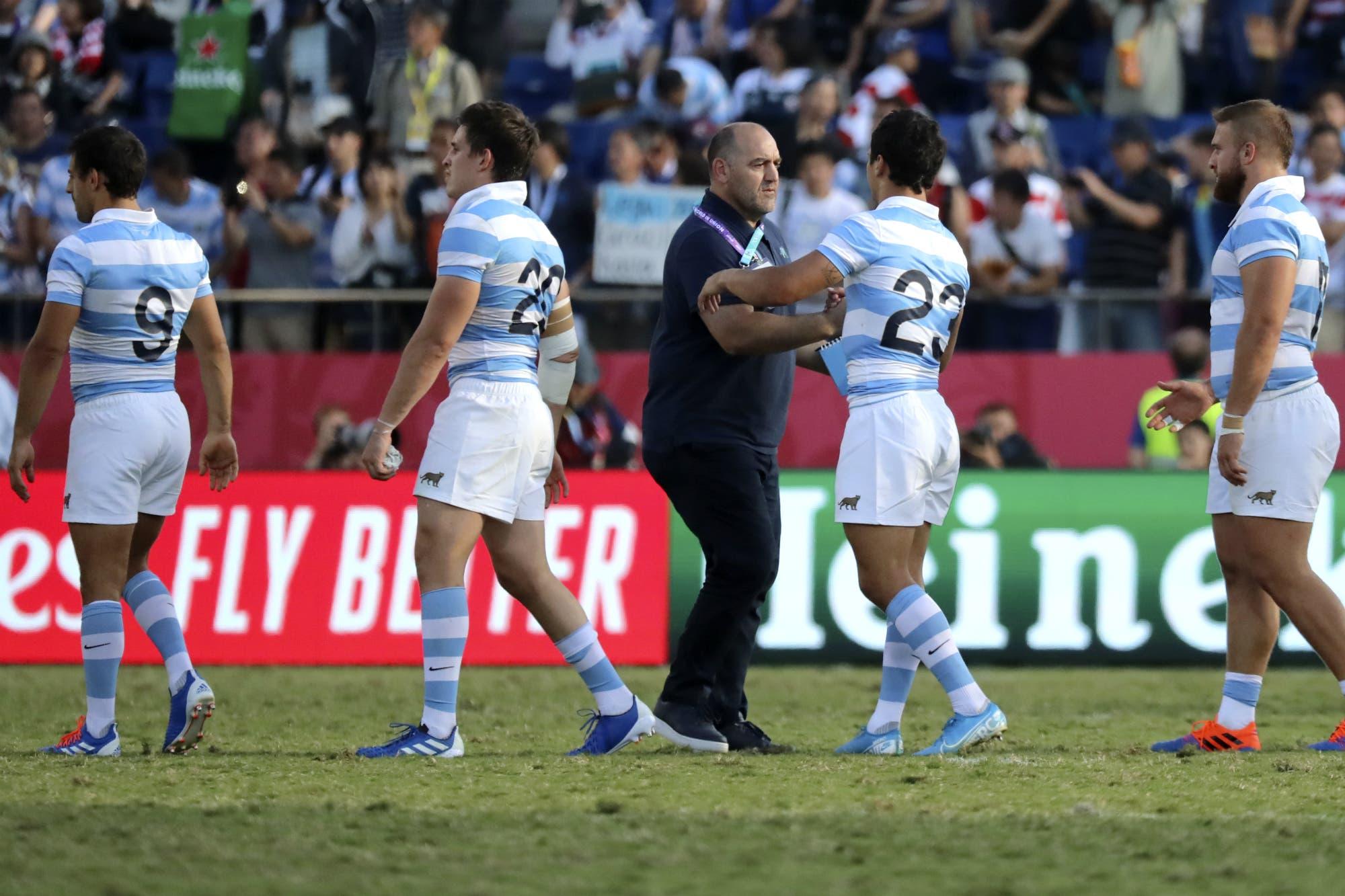 Mundial de rugby. El futuro de los Pumas: un paréntesis extenso y un fuerte recambio por delante