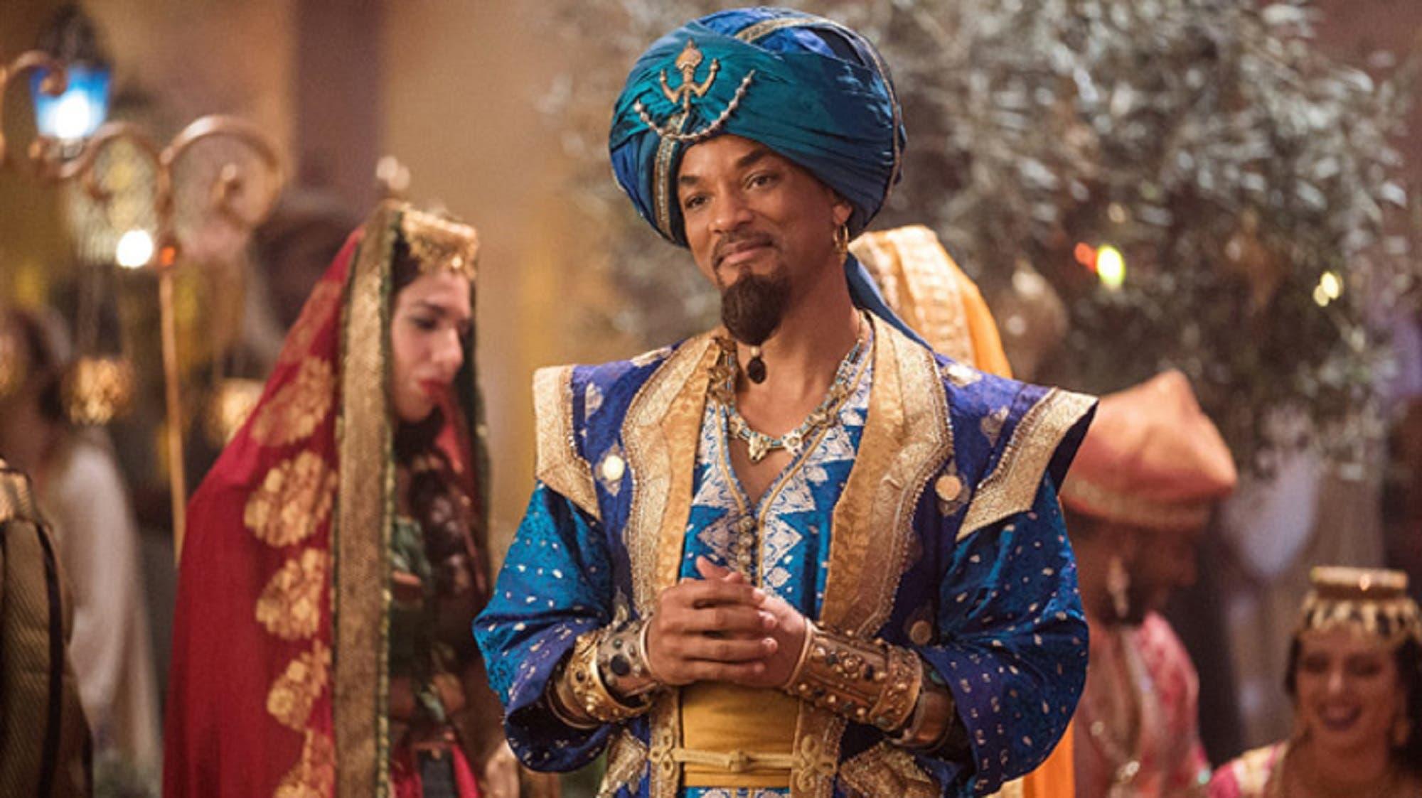 Disney prepara la secuela live action de Aladdin