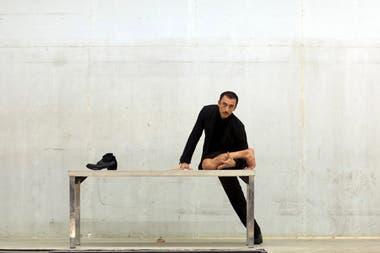 Dimitris Papaioannoulas, el creador griego, en escena