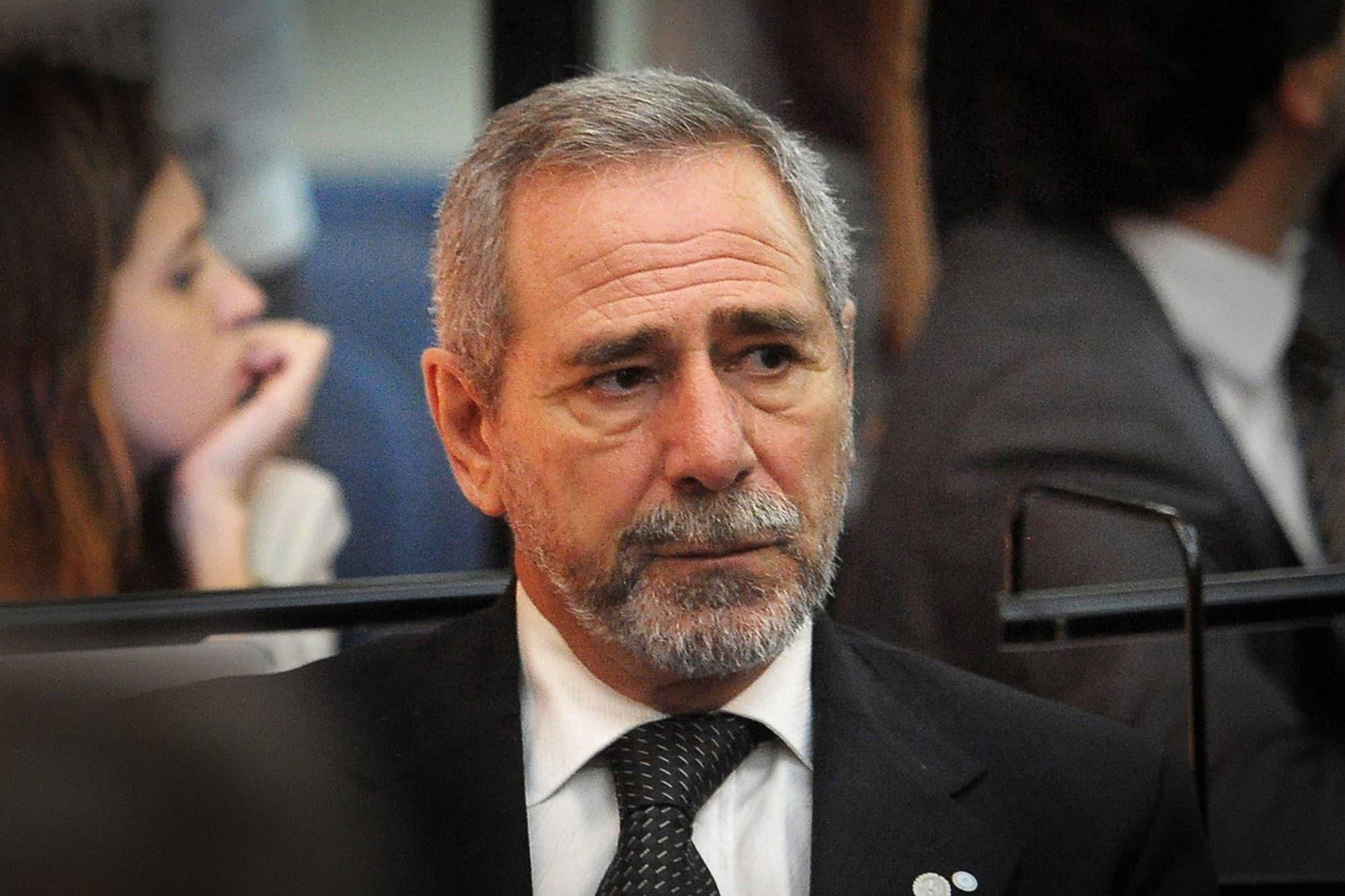 Coronavirus. El Gobierno pidió prisión domiciliaria para Ricardo Jaime
