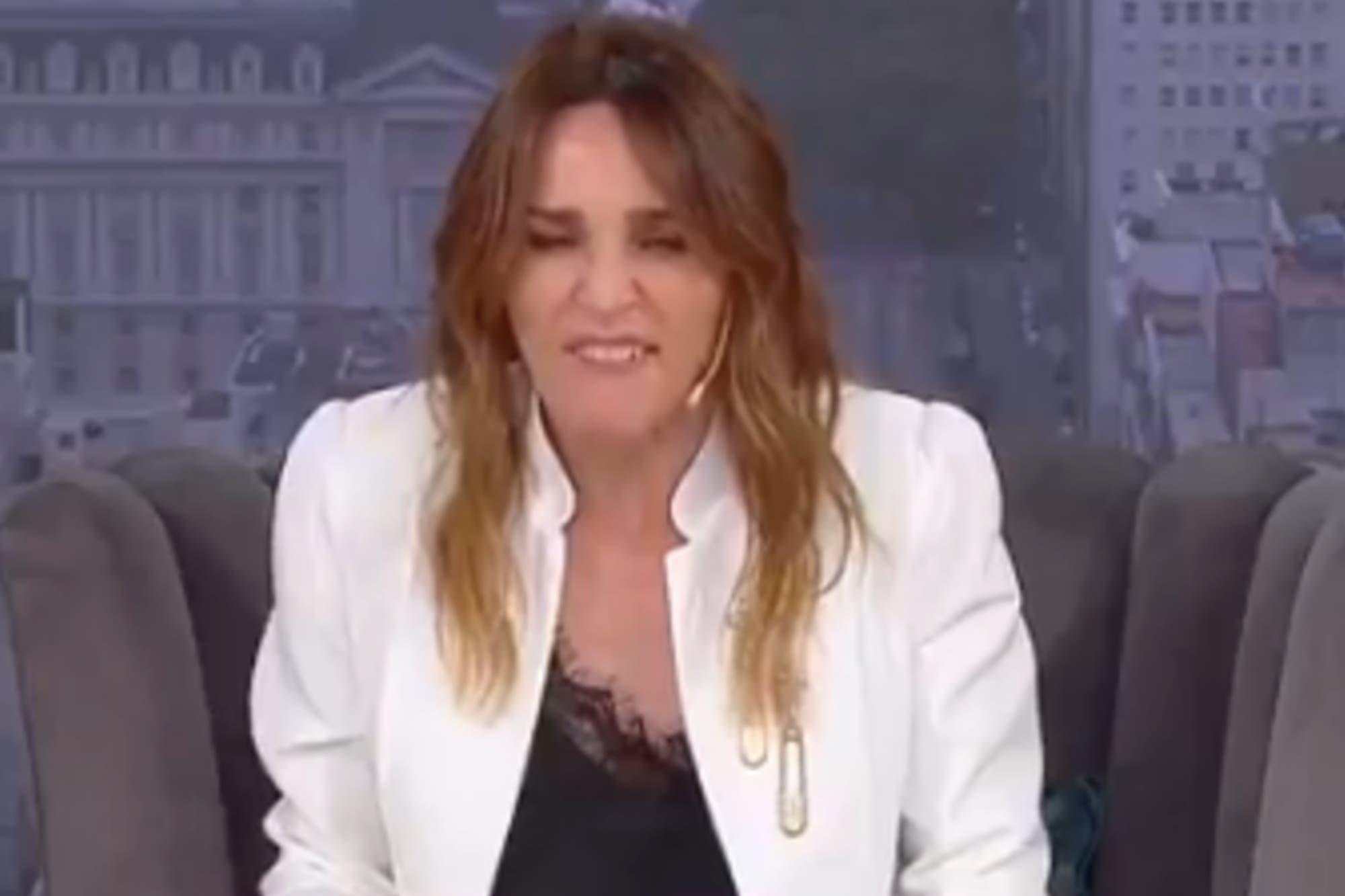 La inesperada y polémica burla de Verónica Lozano a Nicolás Wiñazki por su reclamo ante la cuarentena