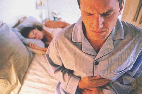 dolor en la boca del estomago muy fuerte
