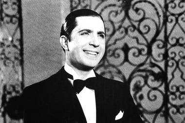 Carlos Gardel y su sonrisa eterna