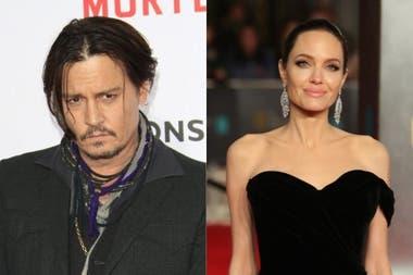 Jhonny Depp y Angelina Jolie: cuando no hay química ni códigos comunes de trabajo