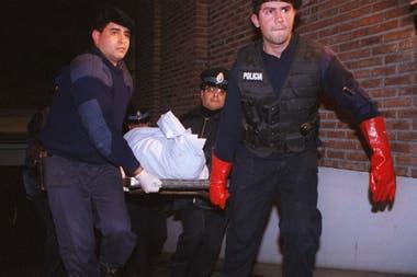 Favaloro se suicidó en las primeras horas de la tarde del sábado 29 de julio de 2000, tenía 77 años