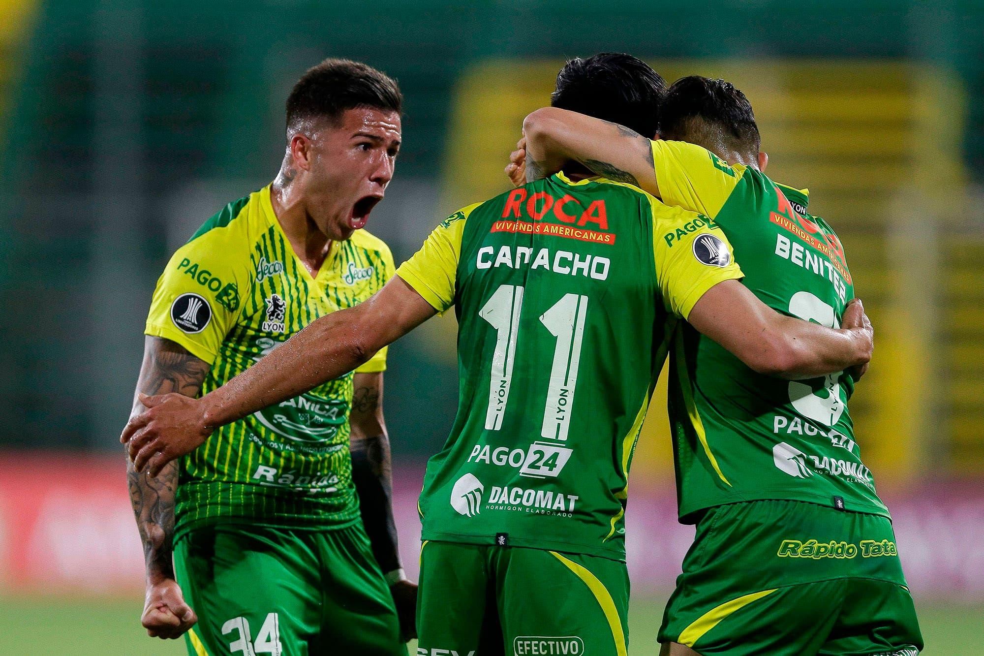 Defensa y Justicia-Olimpia, por la Copa Libertadores: el equipo de Hernán Crespo gana y sueña con la clasificación
