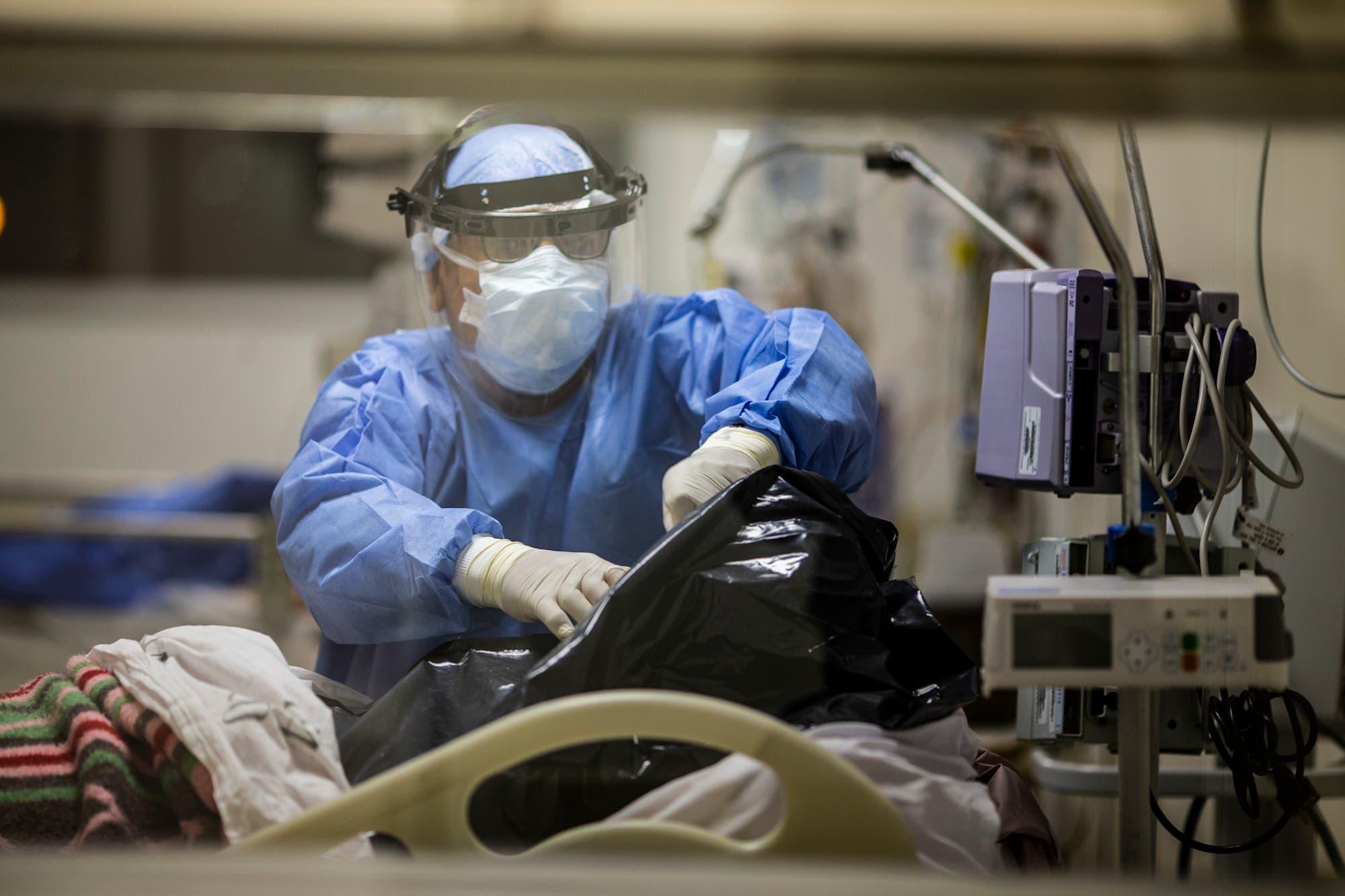 Coronavirus: la Argentina sumó 14.308 contagios, pero bajó al 7° lugar entre los países con más casos