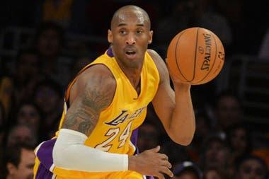 Kobe Bryant, afuera de las diez primeras posiciones del Draft, una estrategia perfecta de los Lakers