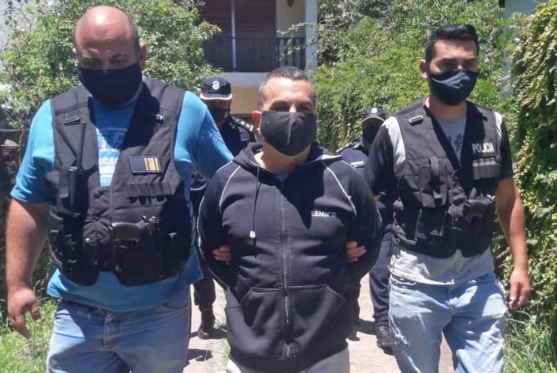 Confirman la prisión preventiva para Tablado por violar las perimetrales del padre de Carolina Aló y de sus propias hijas