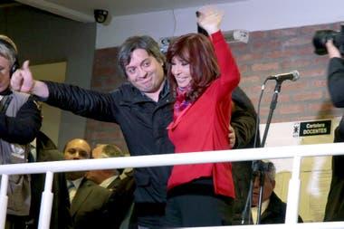 En los casos Hotesur y Los Sauces, Cristina Kirchner está procesada y elevada a juicio junto con sus dos hijos, Máximo y Florencia
