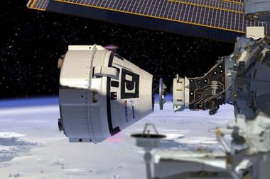 Starliner tiene la misión de llevar astronautas a la EEI