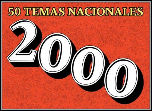 Las 50 Mejores Canciones Nacionales La Nacion