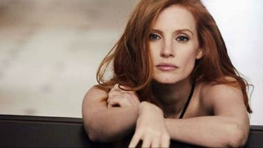 Jessica Chastain, flamante villana del universo X-Men
