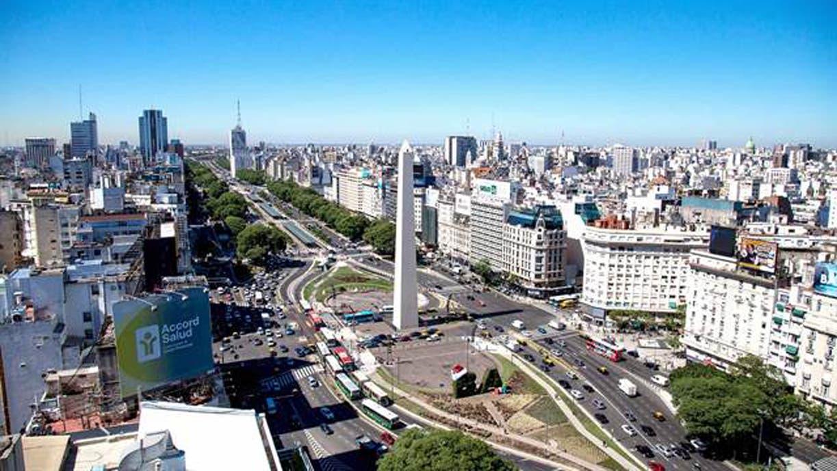 Cada dos d as un turista realiz una denuncia por delitos for Ciudad espectaculos argentina