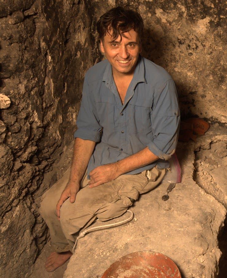 Francisco Estrada Belli, el arqueólogo que lideró la operación