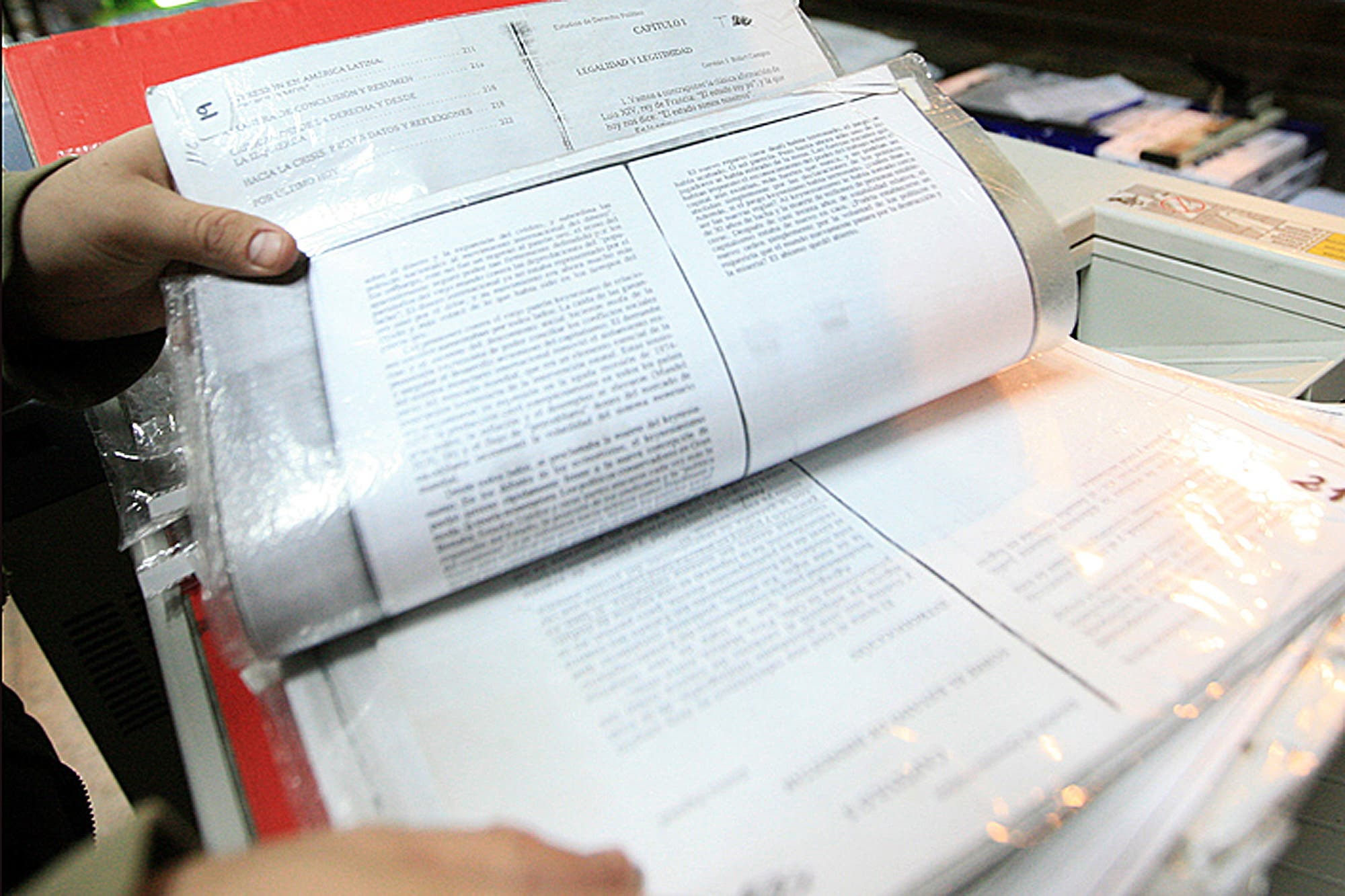 Drástica decisión de la UBA: le quita el control de las fotocopias a la FUBA