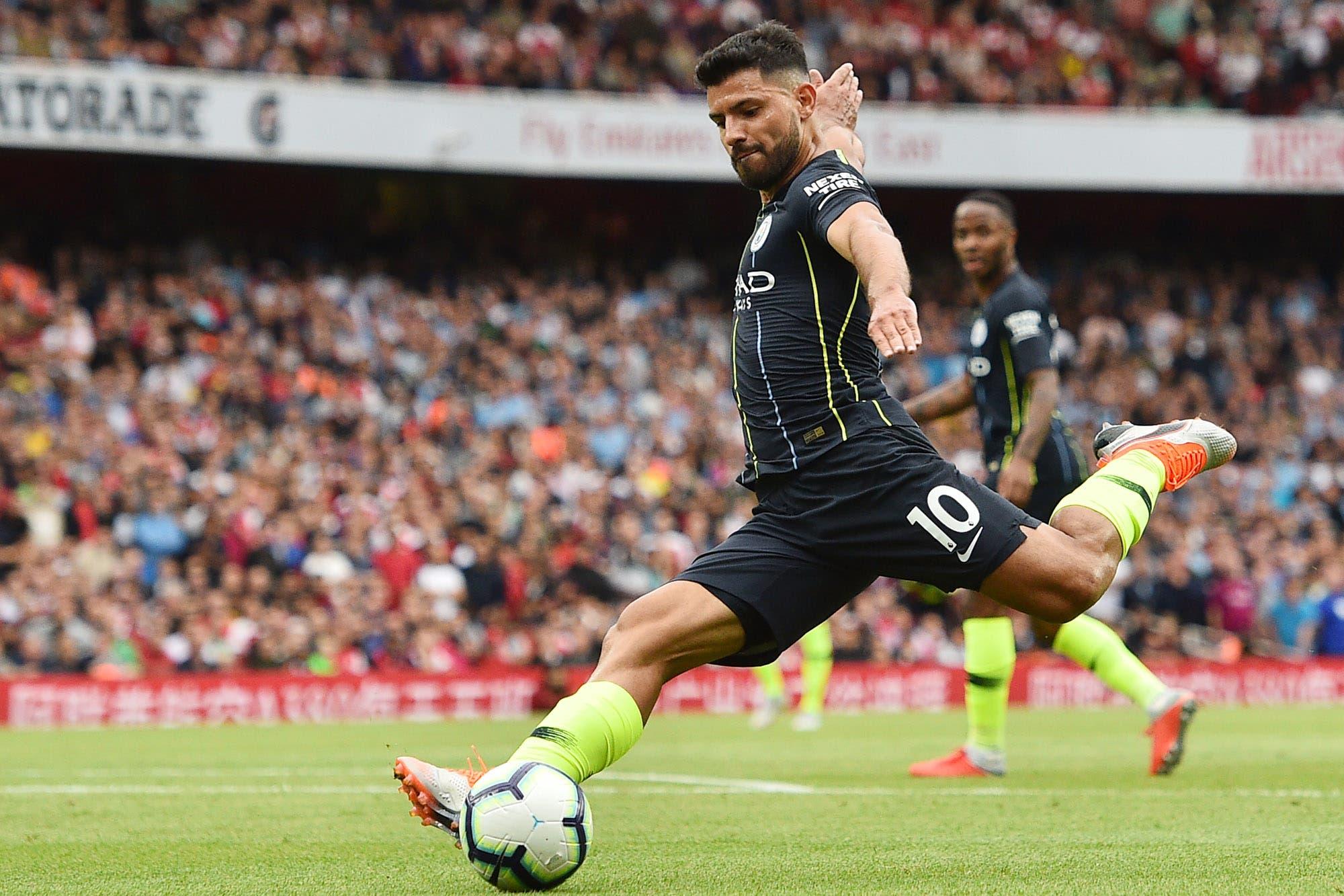 Wolverhampton-Manchester City, Premier League: el equipo de Sergio Agüero, por otro triunfo