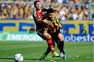 Newell's Old Boys y Rosario Central se enfrentaran en Arsenal