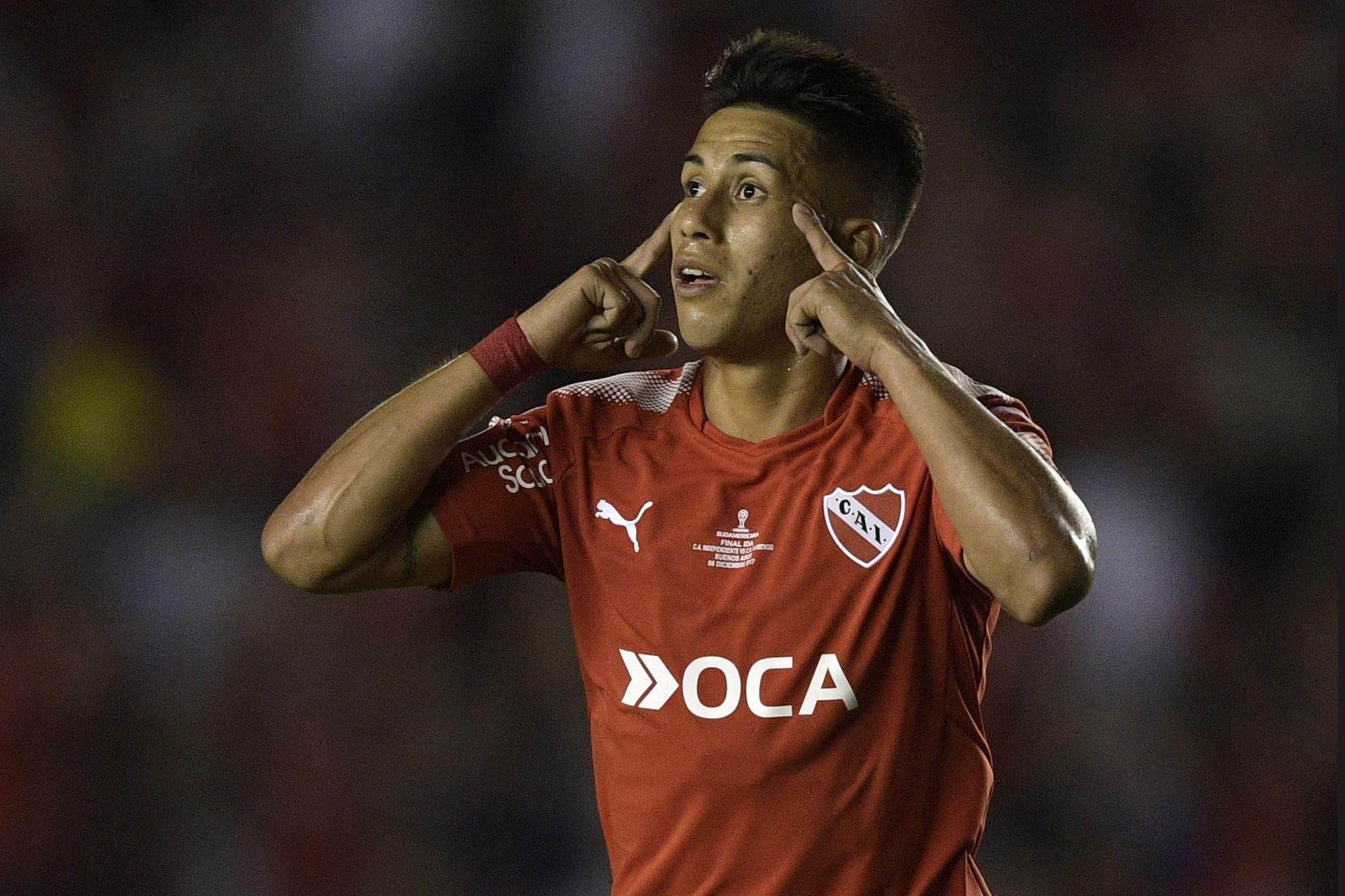 Se oficializó la venta de Maxi Meza: lo que pagó Rayados de Monterrey por el exvolante de Independiente