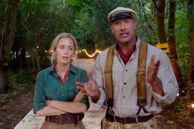 Emily Blunt, entre Jungle Cruise y la secuela de Mary Poppins, suma 22.5 millones de dólares.