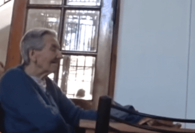 Azul Sapin Costa Alvarez tenía 82 años