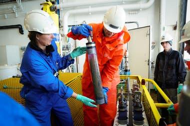 Las muestras de la misión científica entregaron niveles de radiactividad en el sitio muchísimo más altos de lo normal