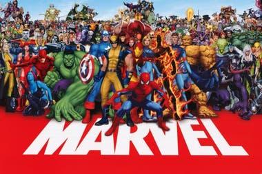 Los 80 años de Marvel