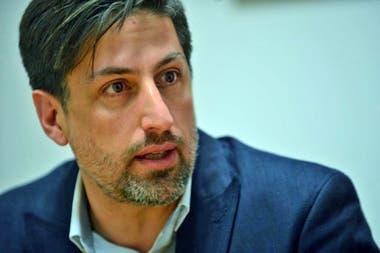 Trotta, rector de la UMET y coordinador de los equipos técnicos del Frente de Todos