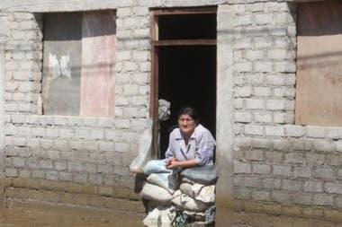 Países como Perú están viendo cómo aumenta la frecuencia de las inundaciones por lluvias fuertes