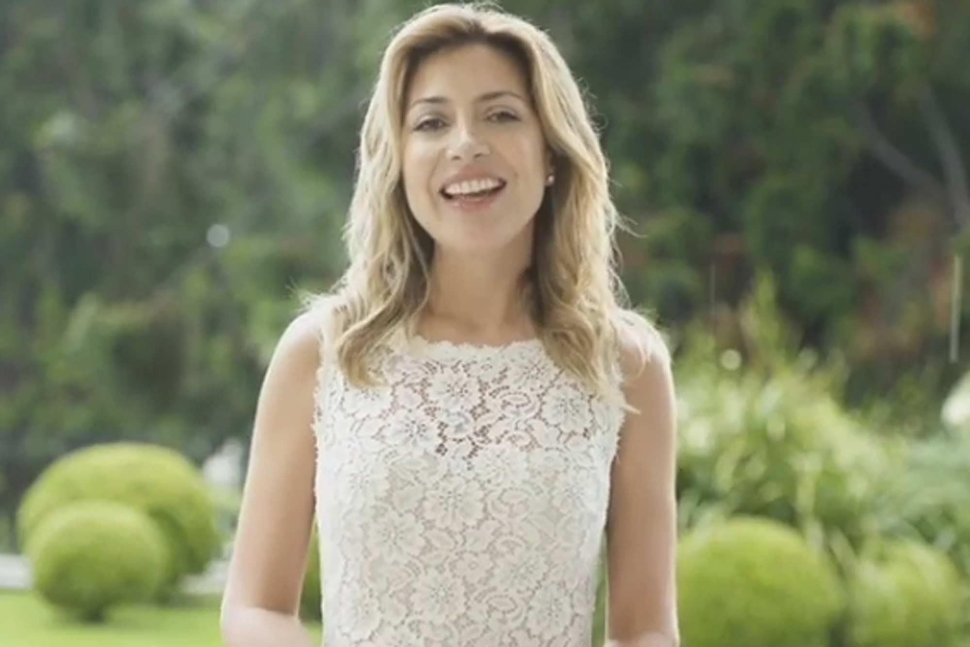 """Fabiola Yañez envió un cálido mensaje: """"deseo un muy buen 2020 para todos y todas"""""""