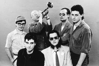 Por su trabajo para discográficas y la revista Rock Pop, Andy se convirtió en la fotógrafa del rock nacional de los 80, retratando a un centenar de bandas, como Sumo