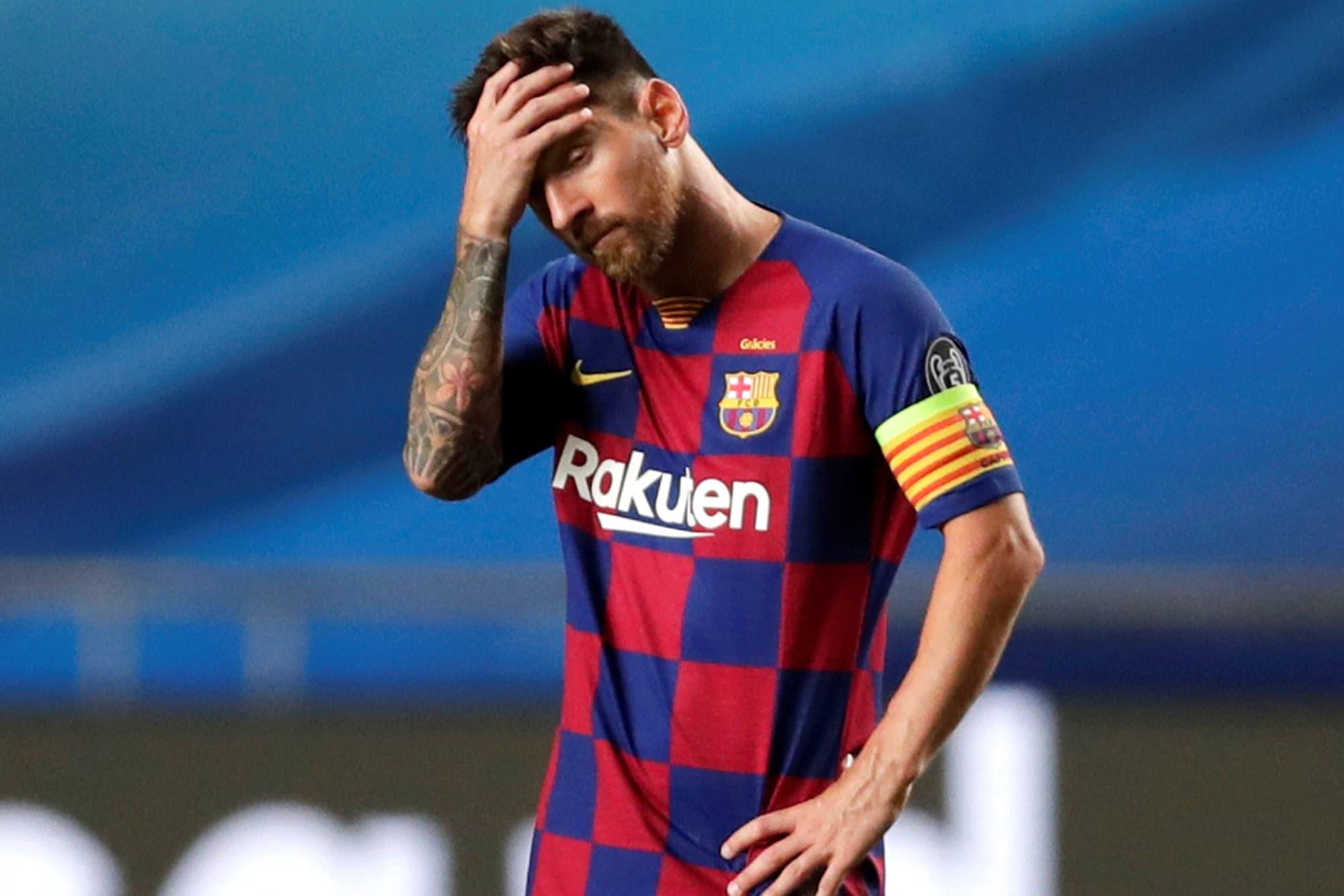 Barcelona-Bayern: una trompada gigante de la que ni Messi conoce sus consecuencias