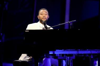 John Legend, la emotiva presentación