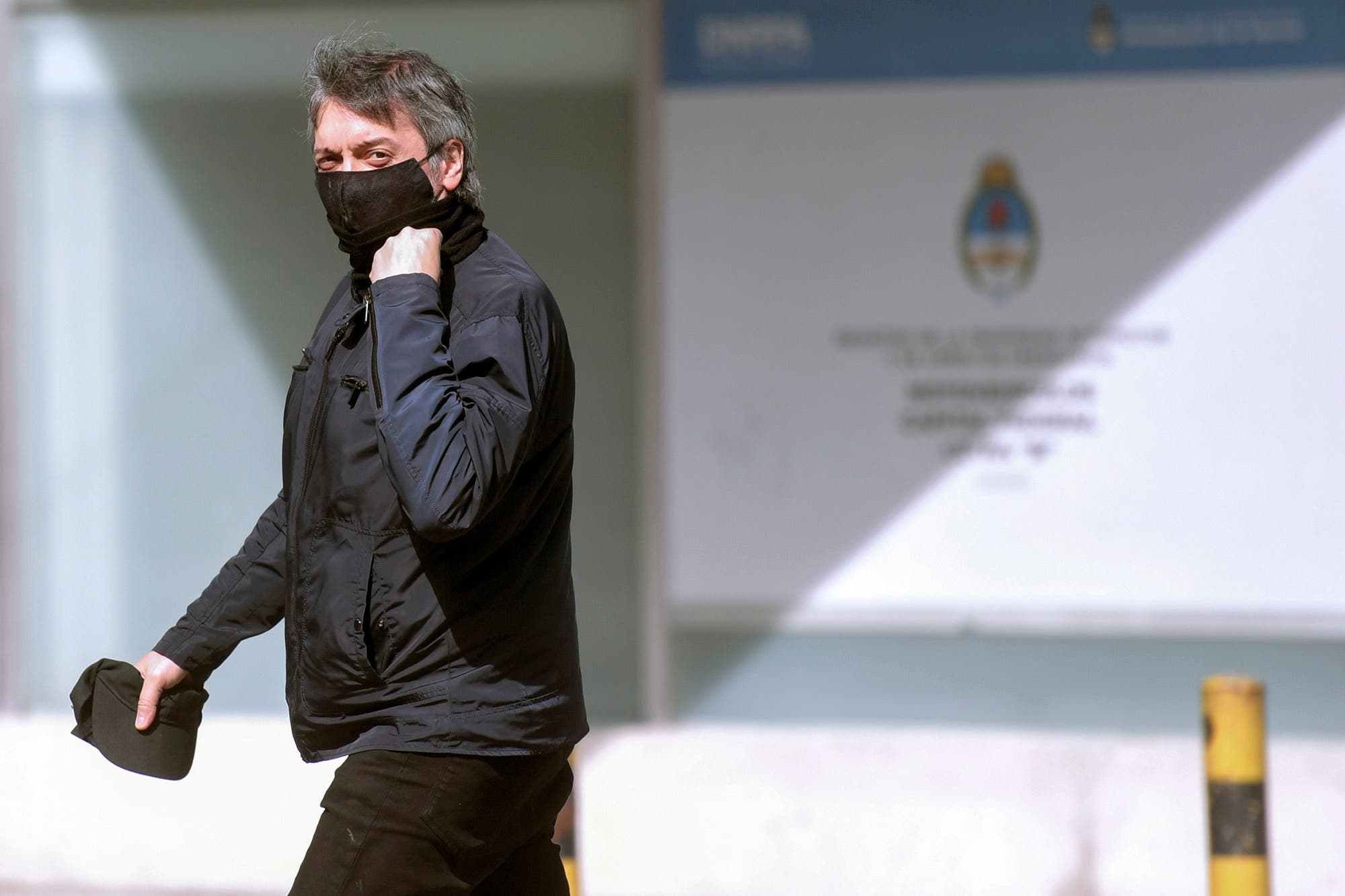 Máximo Kirchner toma distancia del conflicto por la basura en la Ciudad de Buenos Aires