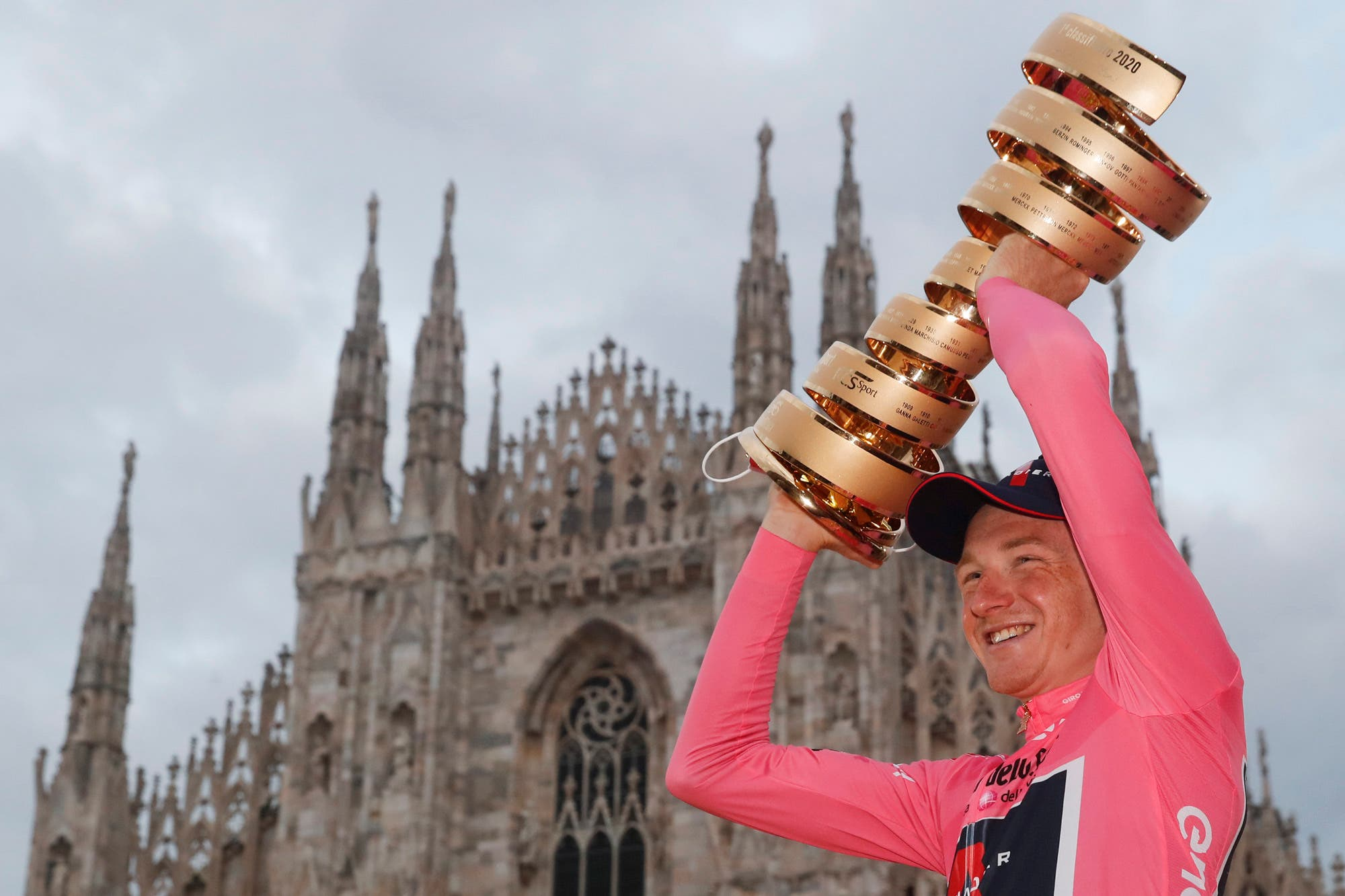 Tao Geoghegan Hart: la historia detrás del inesperado campeón del Giro de Italia