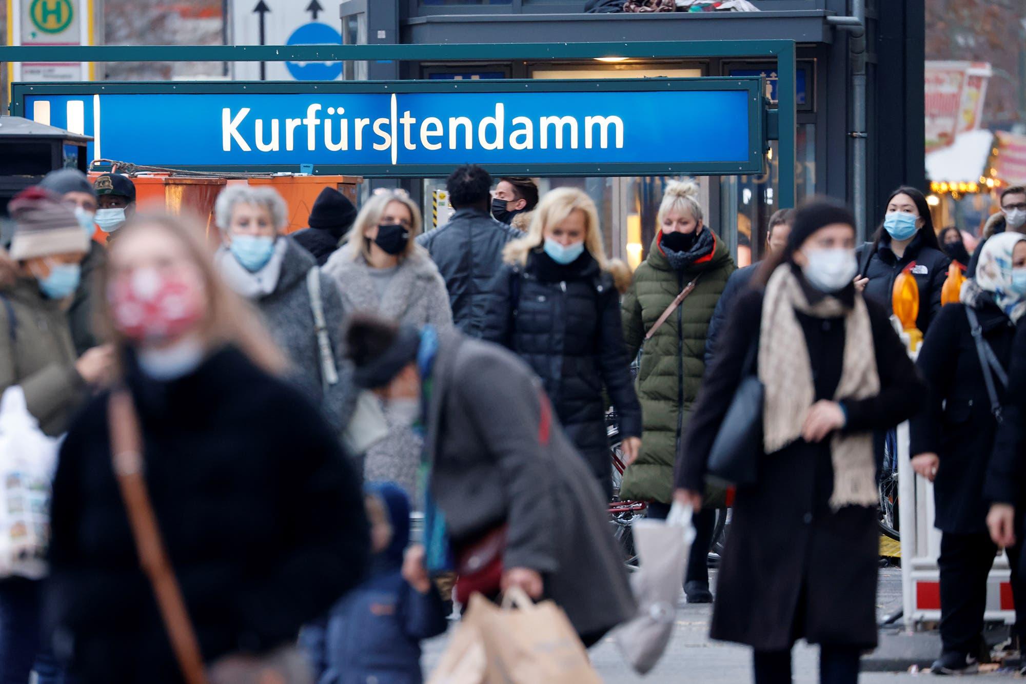 Coronavirus: cómo fue que Alemania pasó de modelo de lucha contra la pandemia a estar en problemas