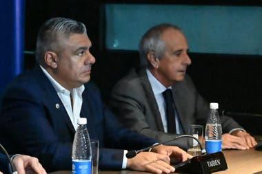 Tapia y D´Onofrio: las diferencias entre River y Boca con la AFA, en aumento
