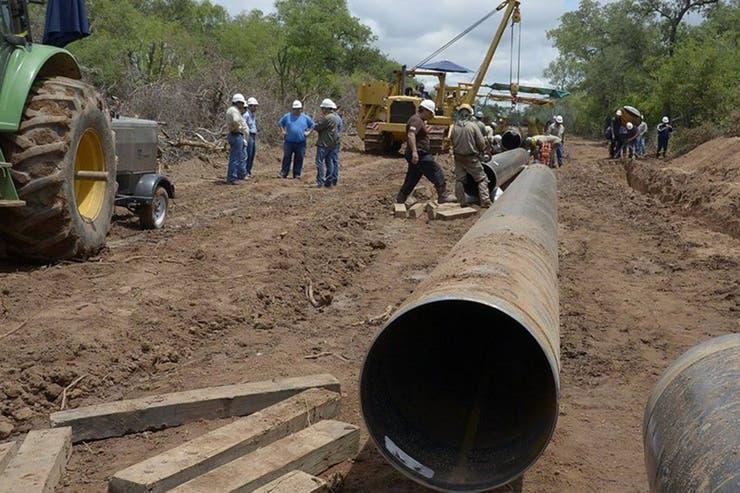 Gasoducto del NEA - Por los tiempos de las obras hay reclamos desde Misiones: a esa provincia llegarán no antes de 2022
