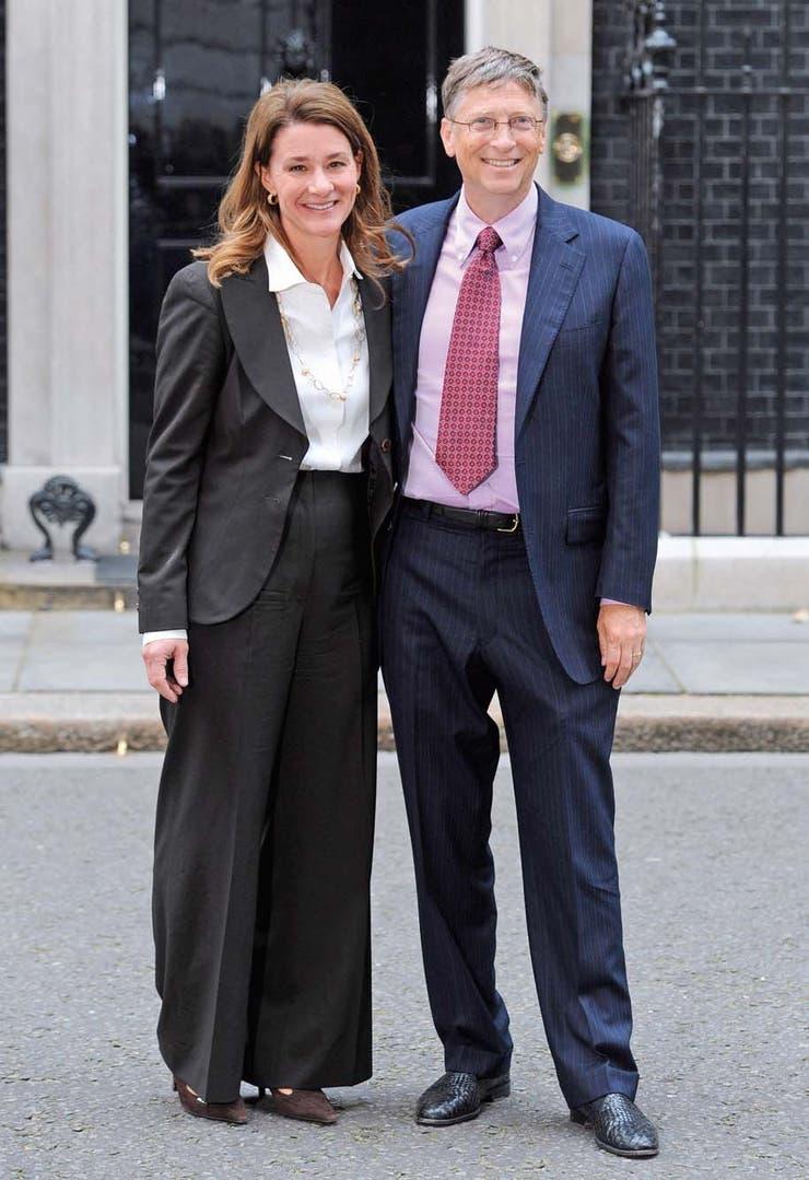 Bill y Melinda Gattes tienen tres hijos: Jennifer, Rory y Phoebe. FOTO: Wenn