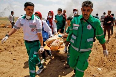 Como consecuencia de los enfrentamientos ya hay cientos de heridos y más de una decena de muertos